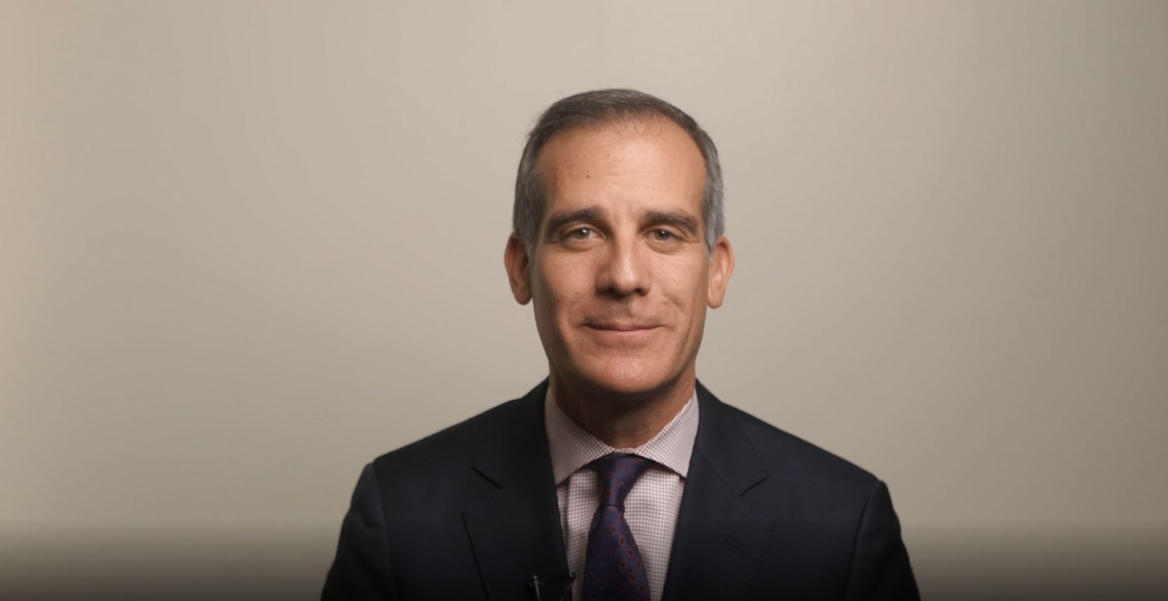 Los Angeles Mayor Eric Garcetti Congratulates West Basin on the Re-Opening of the ECLWRF Water Education Center