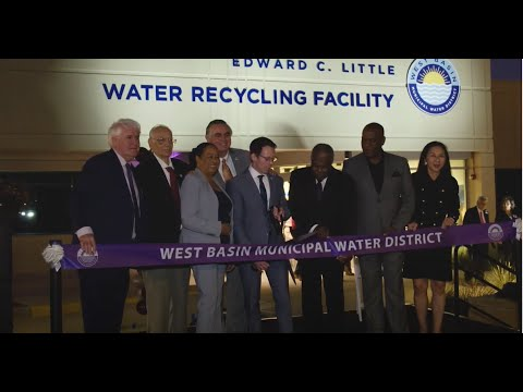 A Legacy of Innovation: Spotlight on West Basin Municipal Water District Water Recycling